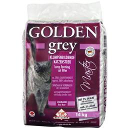 GOLDEN Katzenstreu »grey Master«, 1 Sack, 14,1 kg