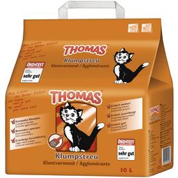 THOMAS Katzenstreu »Klumpstreu«, 1 Sack, 10,6 kg
