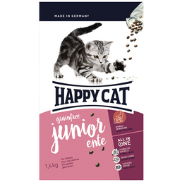 HAPPY CAT Katzentrockenfutter »Happy Cat TR Supreme Steril«, 4 Stück à 1400 g