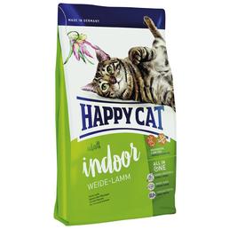 HAPPY CAT Katzentrockenfutter »Indoor«, 6 Beutel à 300 g