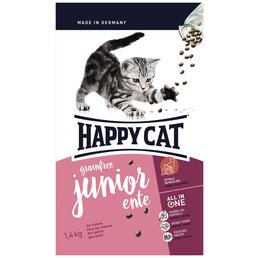 HAPPY CAT Katzentrockenfutter »Supreme«, 4 Stück à 1400 g