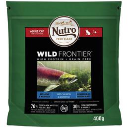NUTRO Katzentrockenfutter »Wild Frontier«, 6 Beutel