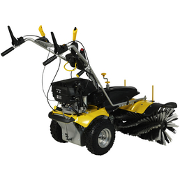 TEXAS Kehrmaschine »Smart Sweep 1000«, 3600 W, Flächenleistung: 1000 m²/h, Arbeitsbreite: 100 cm