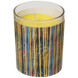 Steinhart Kerze, gelb, Stück