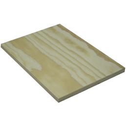 Kiefer Sperrholzplatte, 2500x1250x12 mm, Natur