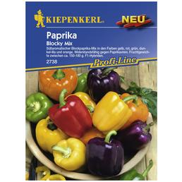 KIEPENKERL Kiepenkerl Paprika blocky Mix F1