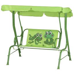 SIENA GARDEN Kinder-Hollywoodschaukel »Froggy«