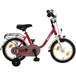 Kinderfahrrad »Bibi«, 1 Gang, U-Type Rahmen, Rot-Weiß