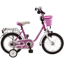 Kinderfahrrad »My Bonnie«, 1 Gang, U-Type Rahmen, Pink-Weiß