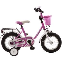 Kinderfahrrad »My Bonnie«, 1 Gang, U-Type Rahmen, Weiß-Pink