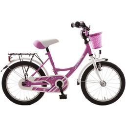 Kinderfahrrad »My Bonnie«, 1 Gang, Wave-Type Rahmen, Weiß-Pink