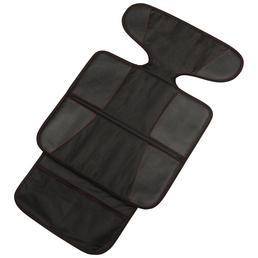 CARTREND Kindersitzunterlage, Kunststoff, schwarz
