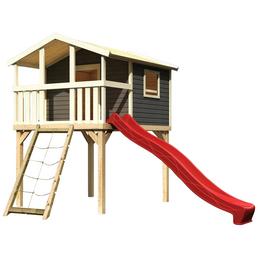 AKUBI Kinderspielanlage »Benjamin«, B x T x H: 225  x 250  x 309  cm