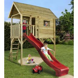 WEKA Kinderspielartikel »Tabaluga«, BxHxT: 375 x 332 x 255 cm, Holz, holzfarben