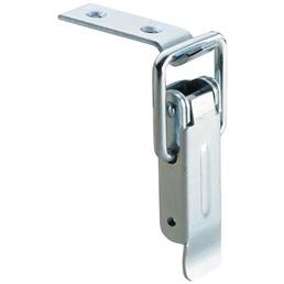 HETTICH Kistenverschluss nicht abschließbar Stahl silber 74 x 18 x 18 mm