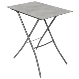 SUNGÖRL Klapptisch, mit Hpl-Tischplatte, BxTxH: 70 x 50 x 73 cm