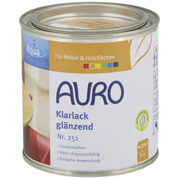 AURO Klarlack »Aqua«, glänzend