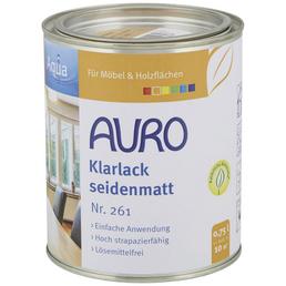 AURO Klarlack »Aqua«, seidenmatt