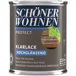 SCHÖNER WOHNEN Klarlack, transparent, hochglänzend