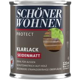 SCHÖNER WOHNEN Klarlack, transparent, seidenmatt