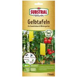SUBSTRAL NATUREN® Klebefalle, 7 Stk., Bio-Qualität
