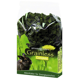 JR FARM Kleintierfutter »Grainless Complete«, 6 Beutel à 1350 g