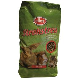 ELLES Kleintierstreu »Strohstreu«, 1 Sack, 7,4 kg