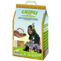 CHIPSI Kleintierstreu »Ultra«, 1 Sack, 20 kg