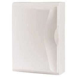 EATON Kleinverteiler, 3-reihig, 36 Module, 12,5 x 25 x 47,5 cm, Kunststoff, Weiß