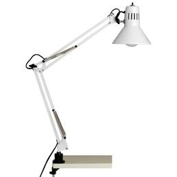 BRILLIANT Klemmleuchte »Hobby«, Schirm-ØxH: 17 x 70 cm, E27 , ohne Leuchtmittel in