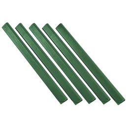 FLORAWORLD Klemmprofil »classic«, 25 Stück, Polyvinylchlorid (PVC), dunkelgrün