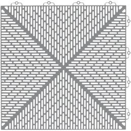 BERGO FLOORING Klick-Fliese »Unique«, Breite: 38 cm 14 Stück