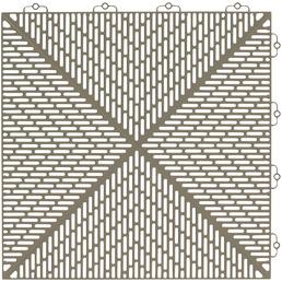 Klick-Fliese »Unique«, Breite: 38 cm 35 Stück