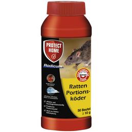 Protect Home Köder »Rodicum Portionsköder «, Fest, 500g