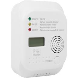 SMARTWARES Kohlenmonoxidmelder »RM370«, elektrochemischer Sensor, weiß