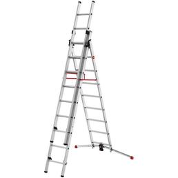 HAILO Kombileiter »S100 ProfiLOT«, 26 Sprossen, Aluminium