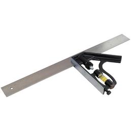 STANLEY Kombinationswinkel, Kunststoff | Stahl, 300 mm