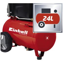 EINHELL Kompressor 24 l