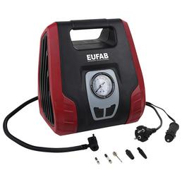 EUFAB Kompressor, Dual Power, 12/230V