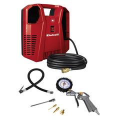 EINHELL Kompressor »TC-AC 190/8«, 8 bar, Max. Füllleistung: 165 l/min