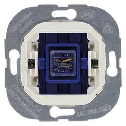 REV-Ritter Kontrollschalter, Silber, Kunststoff