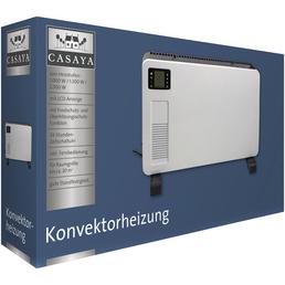 CASAYA Konvektor, 230V, , BxH: 43,5 x 43,5 cm
