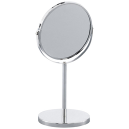 ZELLER Kosmetikspiegel »1x/3x«, rund, Ø 17 cm, weiß