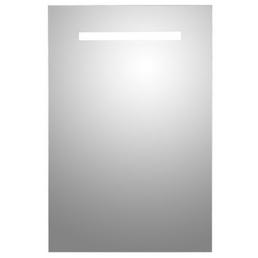 KRISTALLFORM Kosmetikspiegel, beleuchtet, BxH: 40 cm x 60 cm