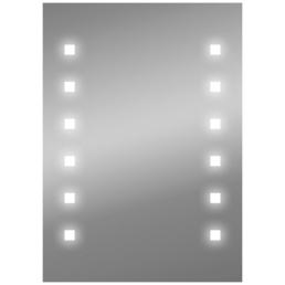 WELLWATER Kosmetikspiegel, beleuchtet, BxH: 50 cm x 70 cm