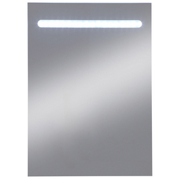 KRISTALLFORM Kosmetikspiegel »E-Light Three«, beleuchtet, BxH: 50 x 70 cm
