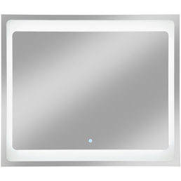 FACKELMANN Kosmetikspiegel »Hype 2.0«, beleuchtet, BxH: 80 cm x 68 cm