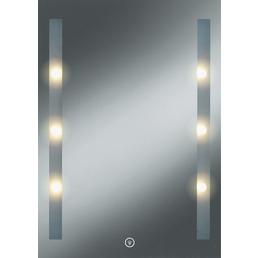 KRISTALLFORM Kosmetikspiegel »Moon Light 1«