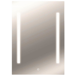 KRISTALLFORM Kosmetikspiegel »Sirius«, beleuchtet, BxH: 50 x 70 cm