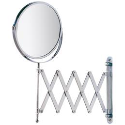 WENKO Kosmetikspiegel »Teleskop Exclusiv«, rund, Ø 16 cm